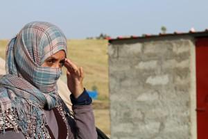 25 yr old yazadi refugee
